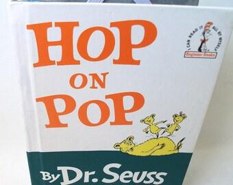 Dr. Seuss Hop On Pop Book IPad Mini Tablet Device Case Ereader Cover for Nook Kobo or Kindle