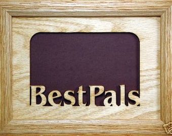Best Pals Picture Frame 5x7