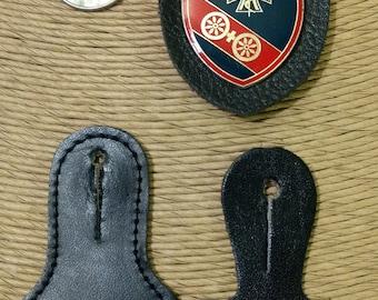 Lot of 3 Vintage German Aviation Medicine Uniform Pins