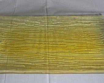 Mid-Centry Modern Rectangular Center Piece Platter