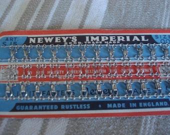 Vintage Sewing Hooks &Eyes #Neweys# Fleamarketbuzz