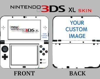 Nintendo New 3DS XL Custom Skin