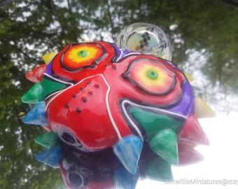 Majoras Mask Pipe - Jimwillie Miniatures