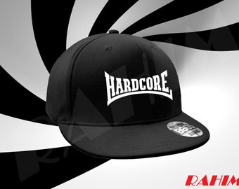 Hardcore Logo ,Snapback, Baseball cap