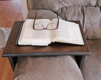 Couch Sofa Arm Rest Wrap Tray Table
