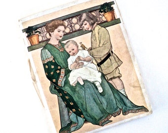 1920s Procter & Gamble How To Bring Up Baby Book