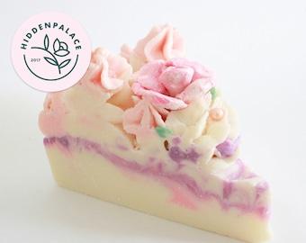 Wild Flower | Cold Process Soap Bar