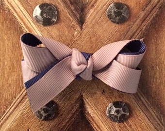 fall bow, fall hair accessories, winter bow, winter hair accessories, silver bow, silver hair accessories, baby bow, toddler bow, girls bows