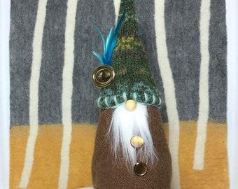Nordic Tomte  Gnome     #1807