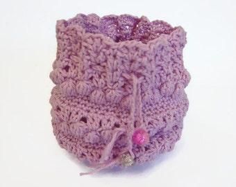 Crochet pattern pouch bag | crochet pattern bag | pattern evening bag | pattern pouch | tutorial pouch bag