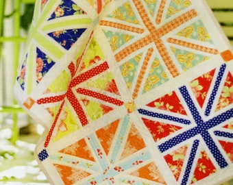 Mini Jumping Jack pattern from Fig Tree Quilts,