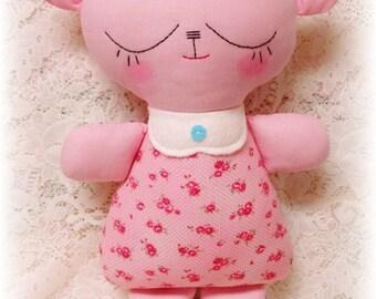 EASY Teddy Bear Pattern, Plush Toy Pattern, Softie Pattern, Soft Toy Pattern, Stuffed Animal Pattern, Rag Doll Pattern, PDF Sewing Pattern,