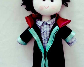 lawyer costume doll #doll