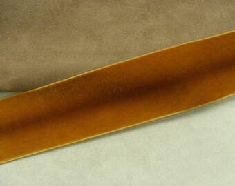 Velvet - 5 cm - Brown Ribbon