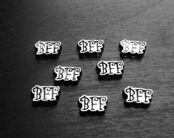 BFF Floating Charm for Floating Lockets-Best Friends Forever-Gift dea for Women