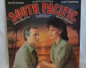 Vintage Gatefold Record SOUTH PACIFIC Soundtrack Album DAL-42205