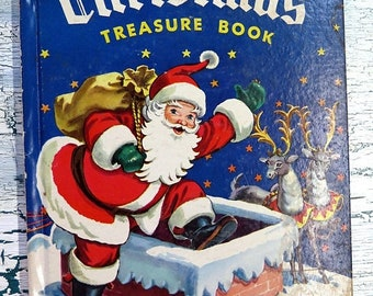 BTS 1950 The Christmas Treasure Book  Pop Up Page