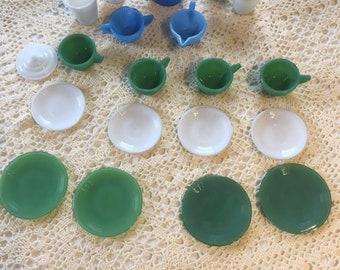American maid childs tea set