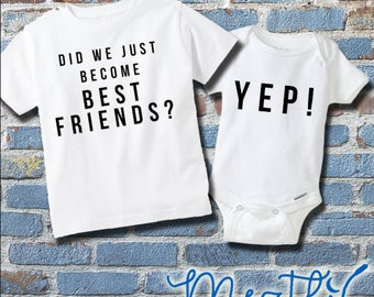 Did We Just Become Best Friends | YUP! ||New Sibling Set