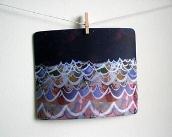mousepad / Mouse Pad / Mat - Night Ocean
