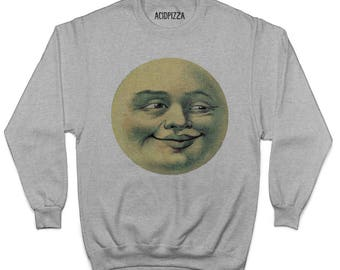 High Like The Moon Sweatshirt