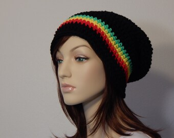 Crochet PATTERN PDF, The Festival Slouch Beanie, Winter Slouchy Hat, Ladies Crochet Hat Pattern, Teen, Crochet Hats, MarlowsGiftCottage