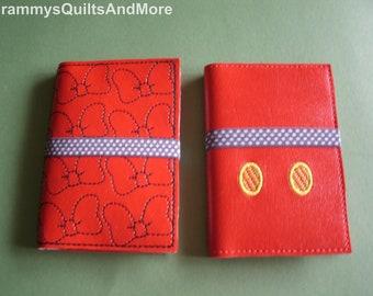 Memo book holders  (set of 2)