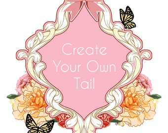 Create Your Own Tail - One Colour 25 Inch