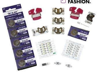 Electro-Fashion, Discovery Pack e textiles e-textiles sewable electronics 2715
