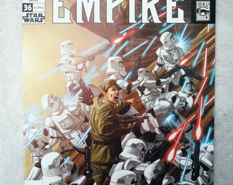 Star Wars Empire Issue 36