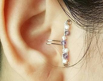 Faux Tragus Bar - Fake Tragus Earring