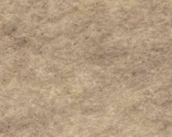 "18"" x 24"" Sandstone Acrylic Felt FQ - equal to 4 Sheets Felt"