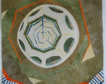 Dome Art Quilt