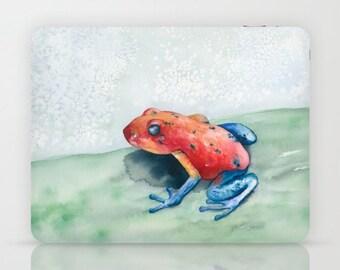 iPad Frog Case - iPad Mini iPad Air 2 / 3 / 4 Hard or Folio Case - Designer Device Cover