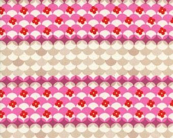 SALE Trinket - Gumdrops Pink - Melody Miller - Cotton and Steel (0038-02)