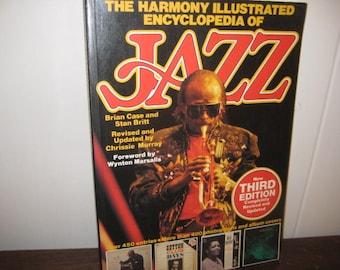 Harmony Illustrated Encyclopedia of Jazz, Softcover, 1987