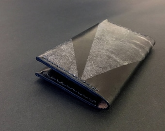Cardboy, the simplest wallet / Elegant handmade leather wallet