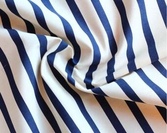 Cotton striped, sailor, Deauville