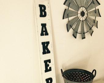 Extra Large Bakery Sign
