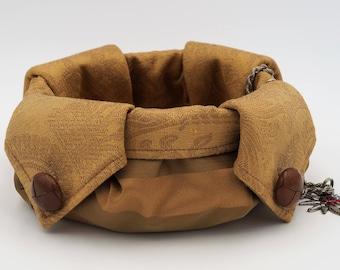 Fabric Storage Basket Bin Jewelry Box Jewelry Basket
