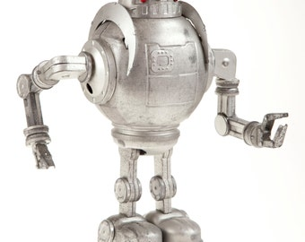 """Zathura """"Adventure is Waiting"""" Rare  Tin Toy Robot Mint Condition in Mint Box Old Stock 2005"""