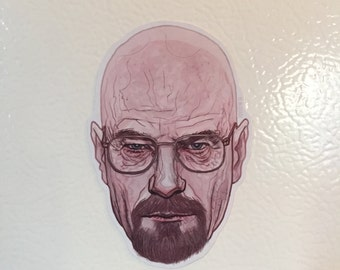 Walter White Fridge Magnet Breaking Bad