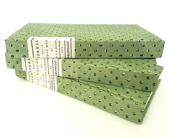 Giornale delle Nuove Mode Italian Fashion Book Set in Slipcase 3 Volumes