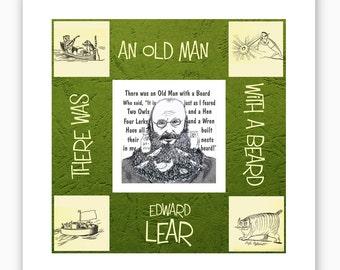Edward Lear - king of nonsense - a portrait