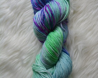 Lily Pad-DK 75 Percent Superwash Wool Percent Nylon, 246 Yards