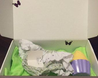 Gift set - baby girl swimwear