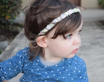 The Pastel Whispering Roses Headband