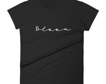 Women's short sleeve Bloom t-shirt