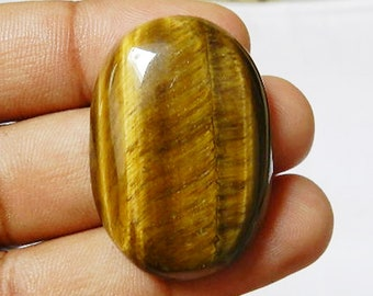 Natural Tiger Eye Whole Sell Price Cabochon,Oval Cabochons, AA+ Quality, Tiger Eye Gemstone, Pendant Necklace,Jewelry Supplies.