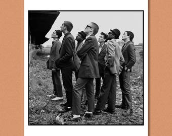 THE SPECIALS - Coventry, 1979 --- Ska, 2-Tone, Terry Hall, Jerry Dammers --- Giclée/Photo print